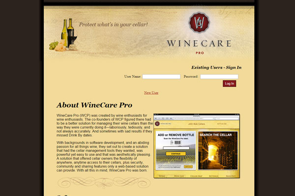 Winecare Pro OSPRO Works